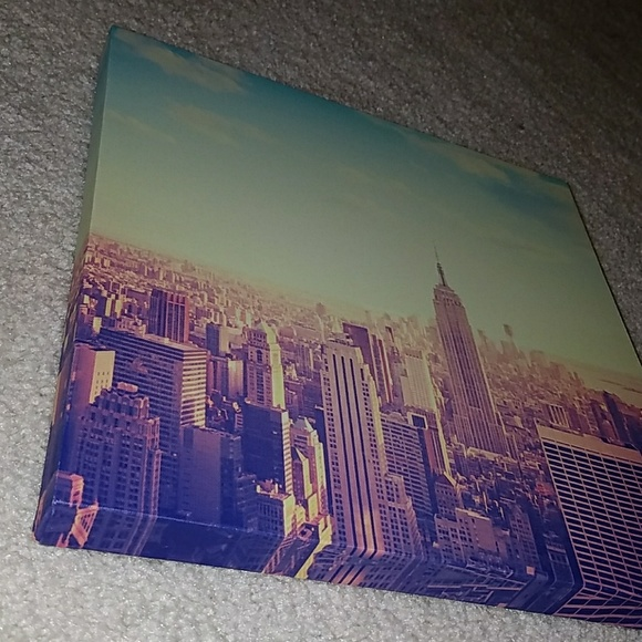 🔥FINAL PRICE🔥New York City Canvas Wall Art (NYC)